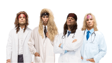 """Steel Panther Announces A New Pedal Called """"Poontang Boomerang"""""""