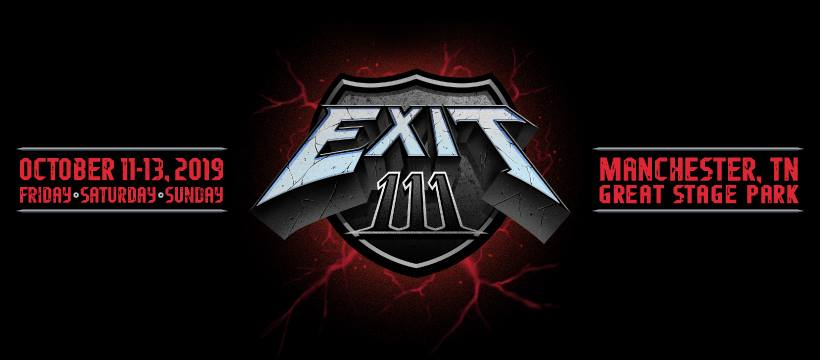 Slayer, Megadeth, Others Set For Exit 111 Festival