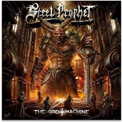 "Power Metal Legends Steel Prophet Releases ""The God Machine"""
