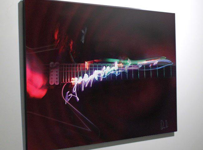 Gus G Releases Guitar Art