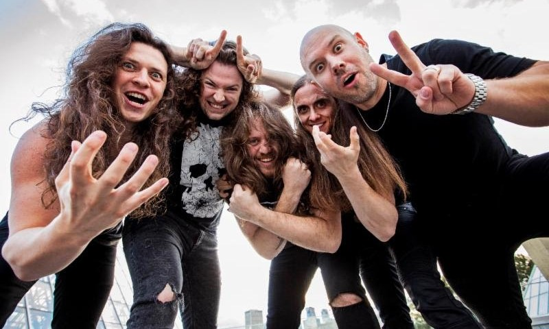 Striker Announces Their 'Summer of Shred' w/ North American Tour Dates w/ Death Angel, Steel Panther, Holy Grail, Bewitcher