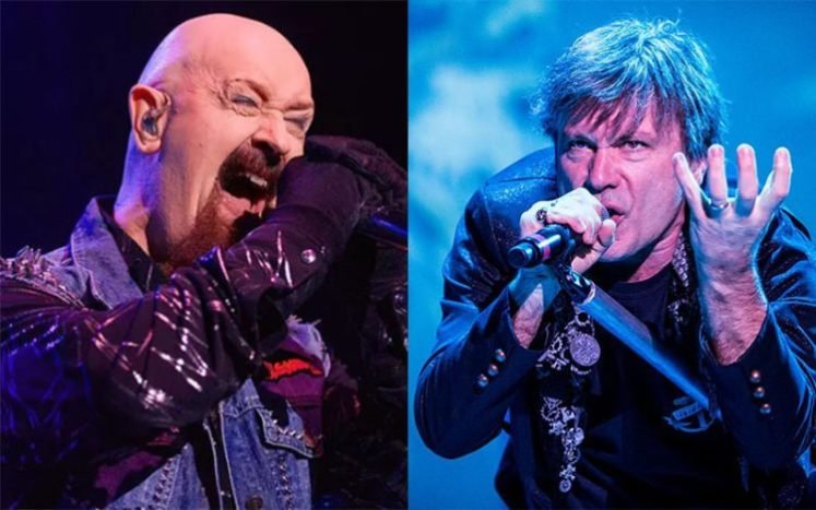 Iron Maiden, Judas Priest & Testament Rumored To Be Embarking On Huge Tour Next Year