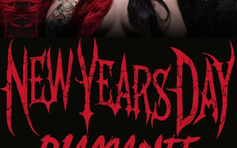 """New Years Day Premiere 'American Psycho' Inspired Music Video for """"Shut Up"""""""