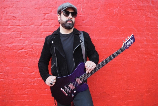 Volbeat's Rob Caggiano Joins Jackson Guitars