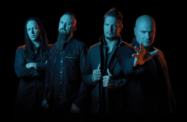 Disturbed Releases 'No More' Video, Announces 'Live From Alexandra Palace, London' EP