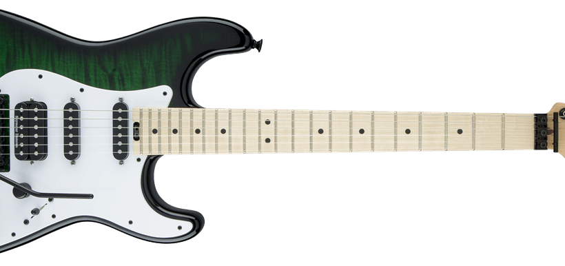 Summer NAMM 2019: New Jackson USA Adrian Smith San Dimas SDQM