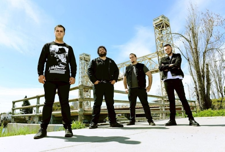 Hatriot Delivers Bay Area Thrash On From Days Unto Darkness