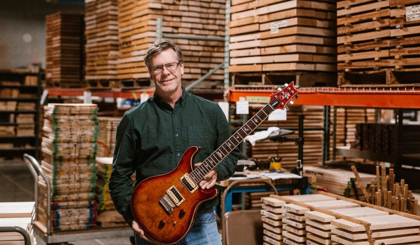 PRS Guitars Opens New Dedicated Manufacturing Facility Overseas