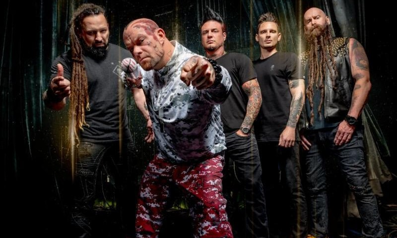 Five Finger Death Punch Announce 2019 Fall U.S. Headlining Tour