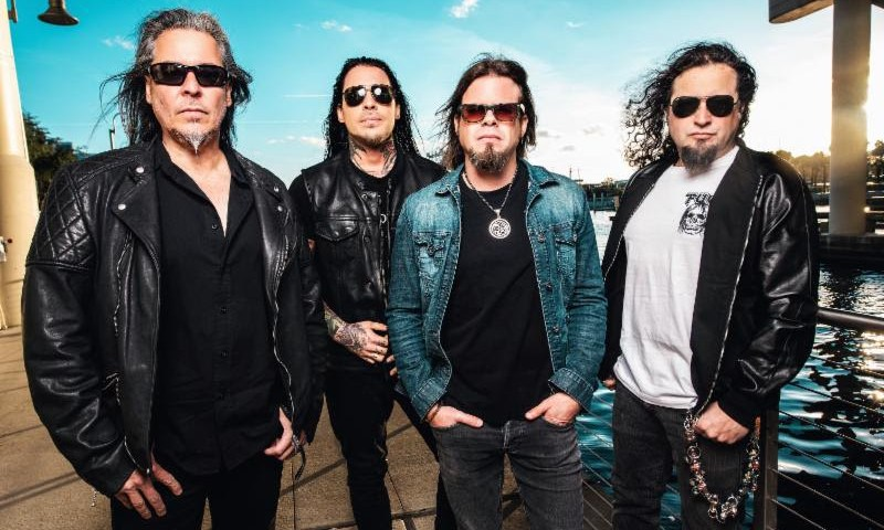 Queensryche Announces 2020 Headline Tour With Support From John 5