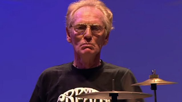 Legendary Cream Drummer Ginger Baker Dies