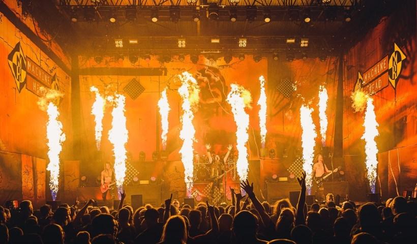 Machine Head Announces North American 2020 Tour