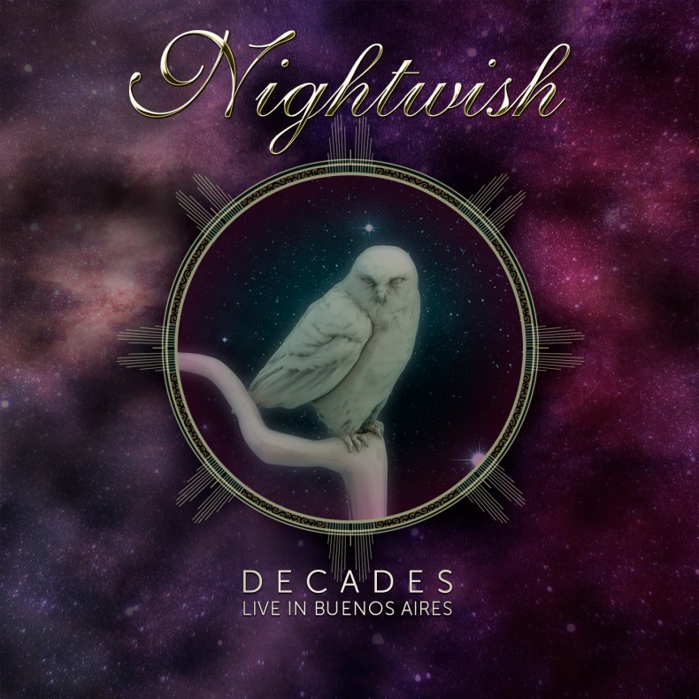 Nightwish Announce Decades: Live In Buenos Aires Pre-Order