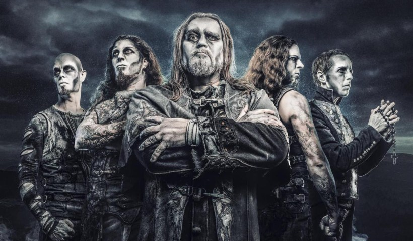 Powerwolf Release Brand New Version Of Hit Single Kiss Of The Cobra King