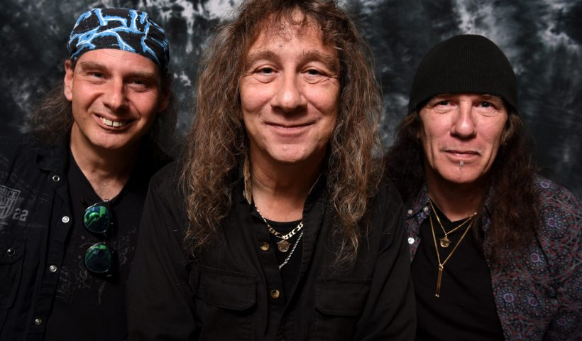 "Anvil Keeps Rocking With ""Legal At Last"""