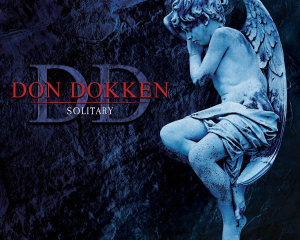 "Don Dokken To Release New Solo Acoustic Album ""Solitary"" On January 31st"