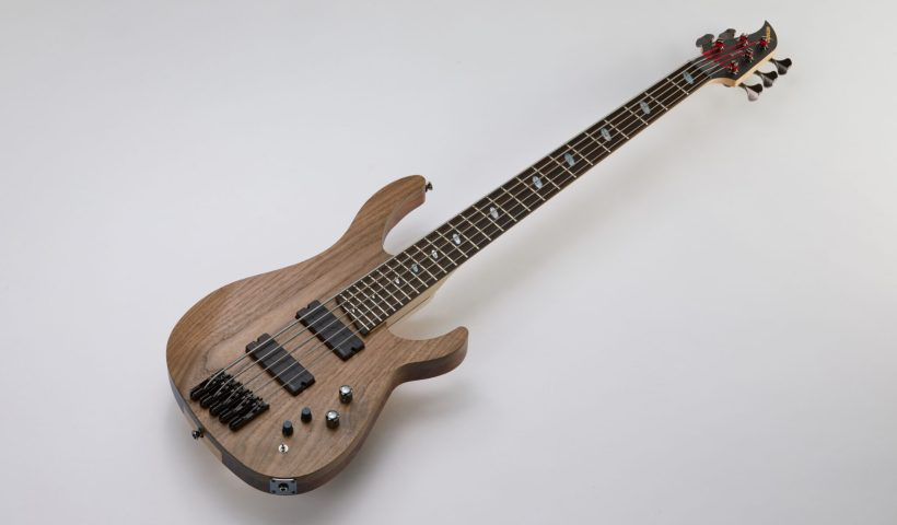 Caparison Guitars Announce The New Brocken 5-BASS