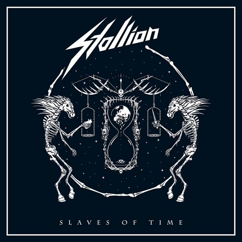 "Stallion Releases A Killer Album With ""Slaves Of Time"""