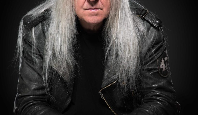 "Saxon's Biff Byford Releases His Debut Solo Album With ""School Of Hard Knocks"""