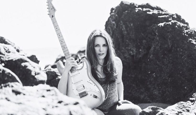 Guitar Sensation Angela Petrilli Discusses Her Career