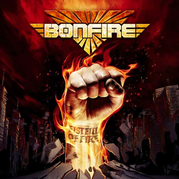 "Bonfire Is Back With ""Fistful Of Fire"""