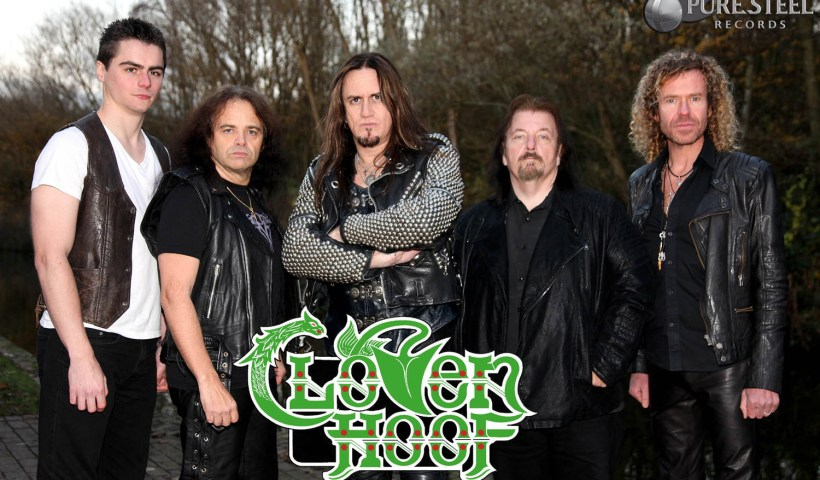 "Cloven Hoof Deliver Their Best Album With ""Age Of Steel"""