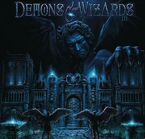 "Demons And Wizards Release ""III"""