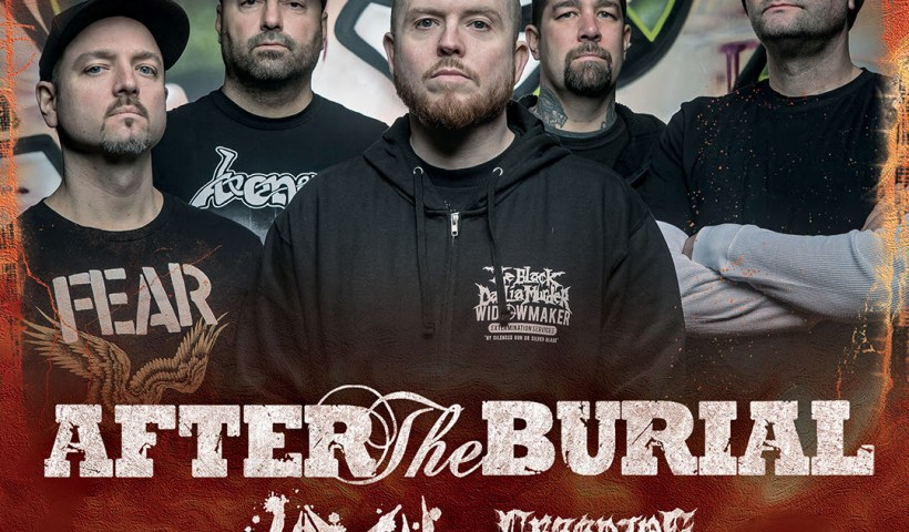 Hatebreed Announce 2020 U.S. Headline Tour Dates