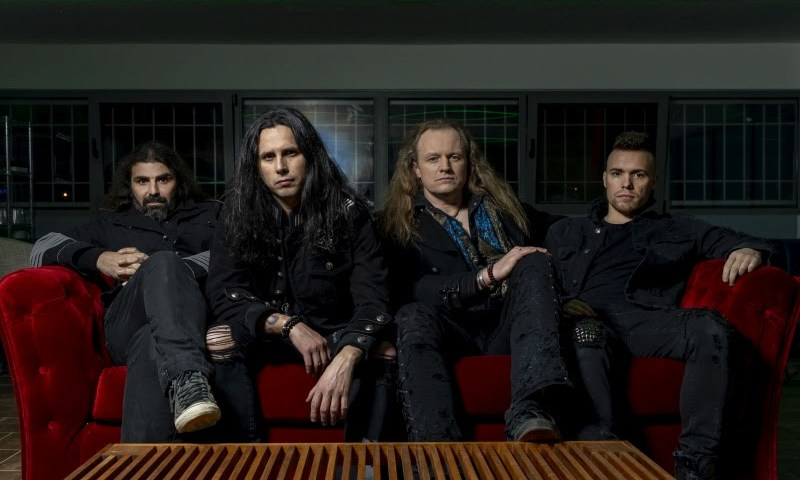 "Firewind Releases New Song ""Rising Fire,"" New Album Out In May"