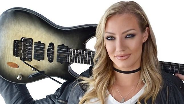 "Nita Strauss Launches ""Rock Guitar Fundamentals"" Online Guitar Course"