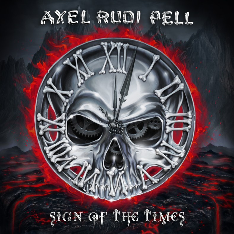 "Axel Rudi Pell Discusses His New Album ""Sign Of The Times"" & If He'll Ever Work With Jeff Scott Soto Again"
