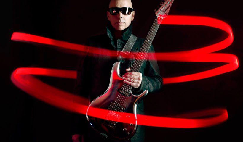 Joe Satriani Talks The Making Of His New Album Shapeshifting