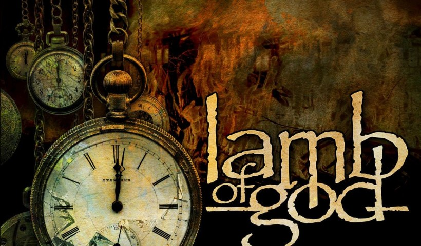 Lamb Of God Self-Titled Album Pushed Up To June 19th