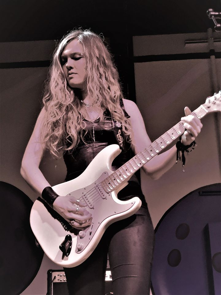Guitarist Juno DeVere Is Ready To Make Her Mark