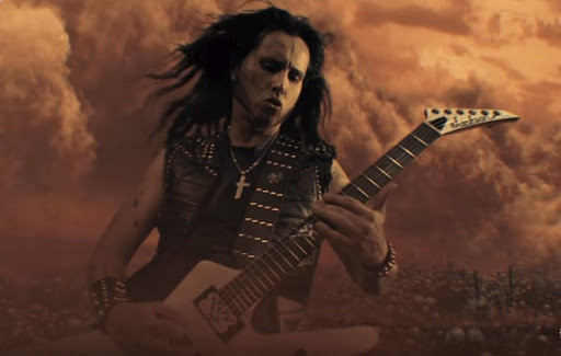 Former Ozzy Osbourne Guitarist Gus G Discusses Firewind's New Self-Titled Record