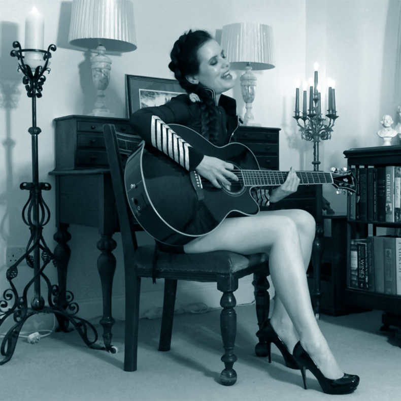 The Commander-In-Chief Discusses Her Self-Taught Guitar Playing & New Record