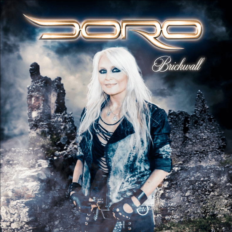 "Doro Releases New Single ""Brickwall"""