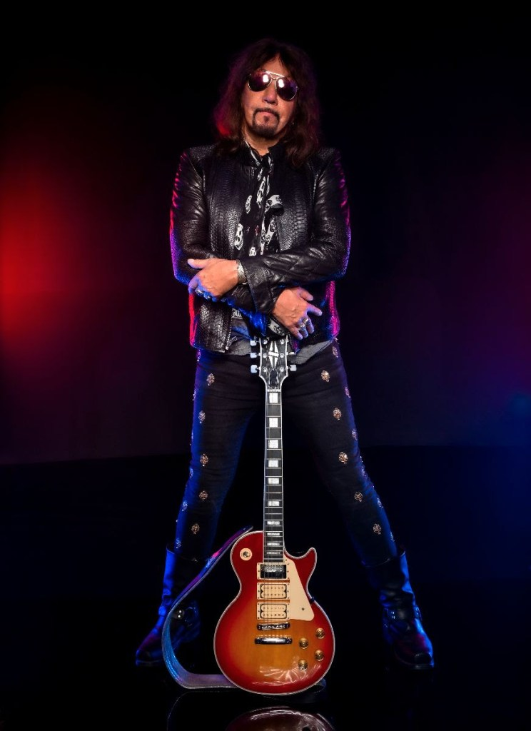 Ace Frehley Announces New Video, Single, and New LP Details