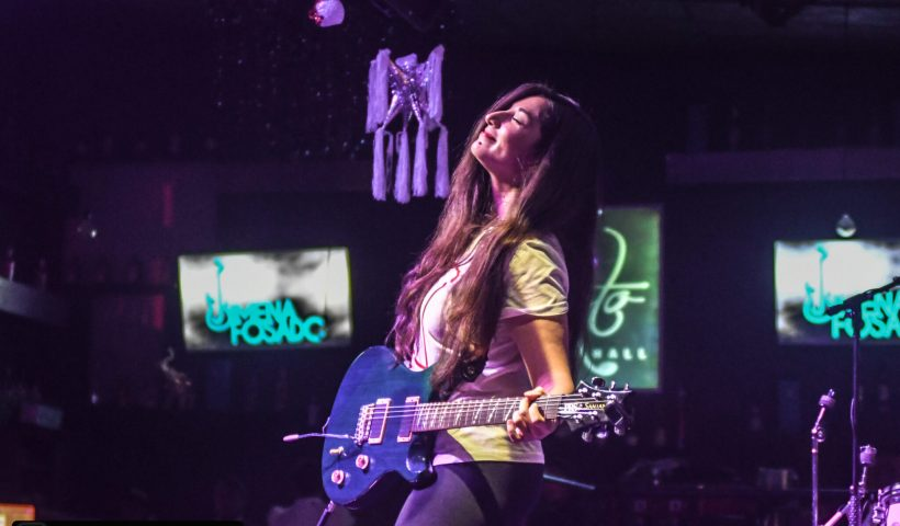 Jimena Fosado's Breaking The Stereotypes Of Women In Music