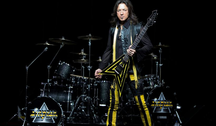 "Stryper Frontman Michael Sweet Discusses ""Even The Devil Believes"""