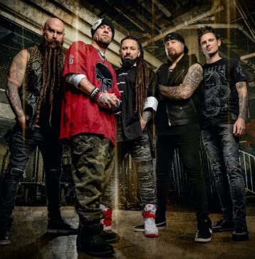Five Finger Death Punch Announces Andy James Permanent Replacement For Jason Hook