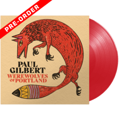 """Paul Gilbert Releases """"A Thunderous Ovation Shook The Columns"""" In front of 6/4 Release Of """"Werewolves Of Portland"""""""