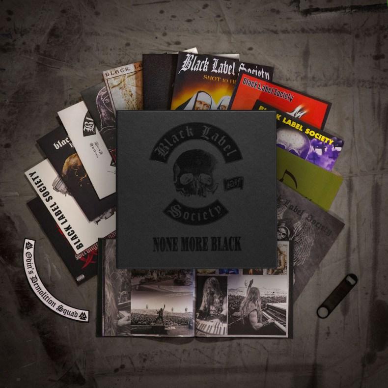 """Black Label Society Release None More Black Boxset & Music Video For """"Blind Man"""""""