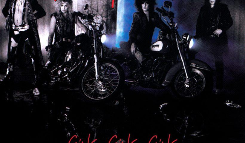Mötley Crüe Set To Celebrate 40th Anniversary; Girls Girls Girls Digital Re-Master Out June 11, 2021
