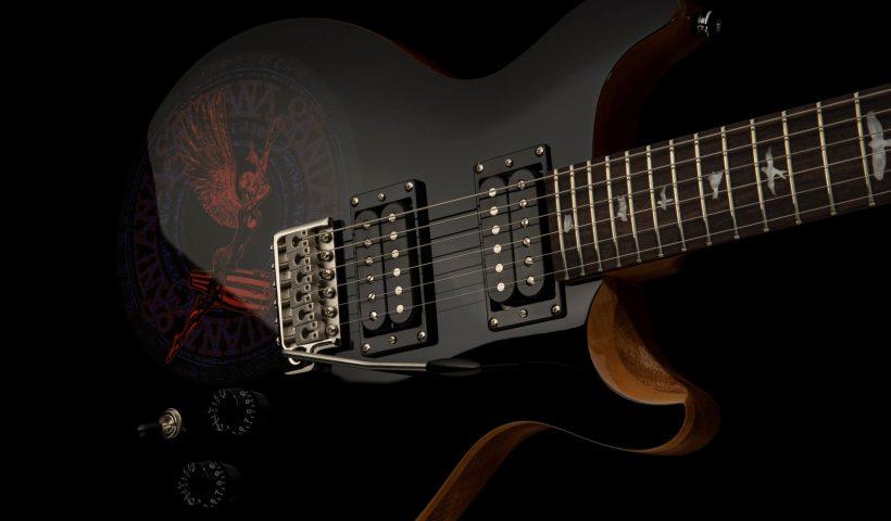 PRS Guitars SE Santana Abraxas 50th Anniversary Limited Edition Celebrates Iconic Album