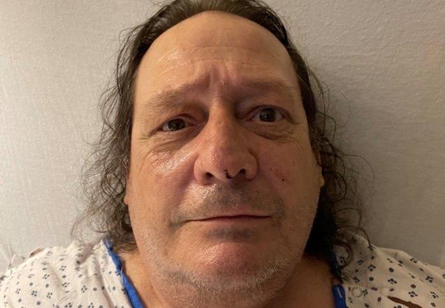 Savatage's Jon Oliva Arrested for DUI & Cocaine Possession In Florida