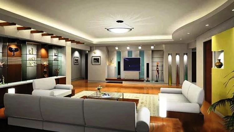 Ambani House Interior