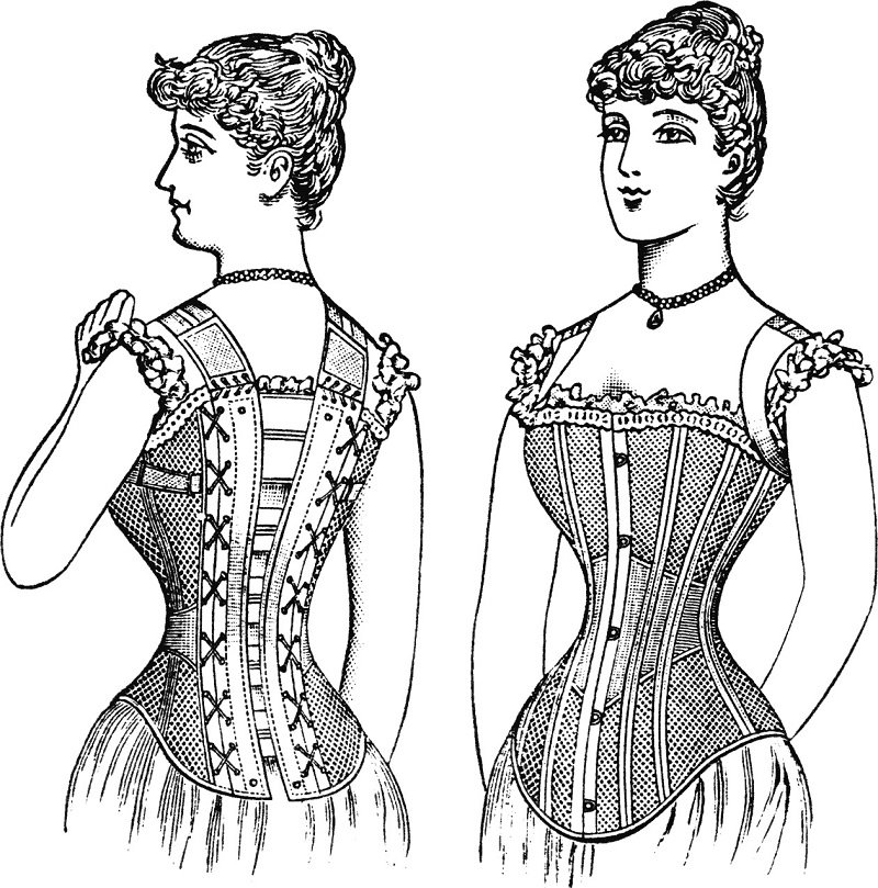 Women's Fashion And Its Incredibly Cruel History