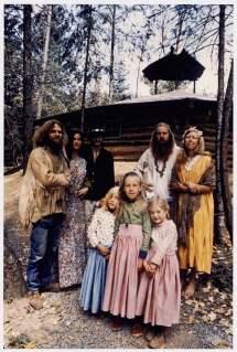 Hippie Communes America