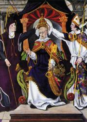 Medieval pope sex